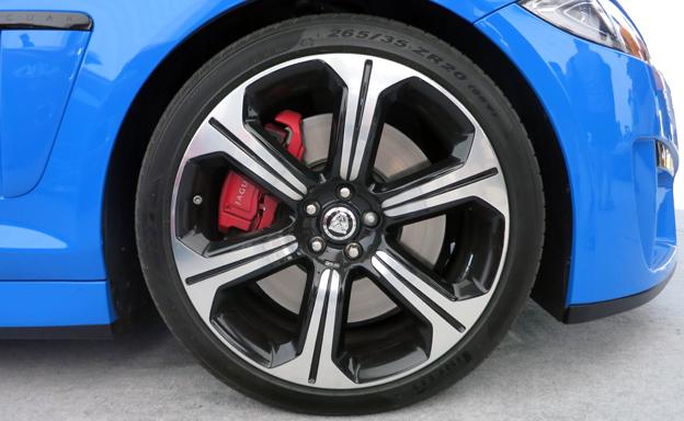 Jag - wheel